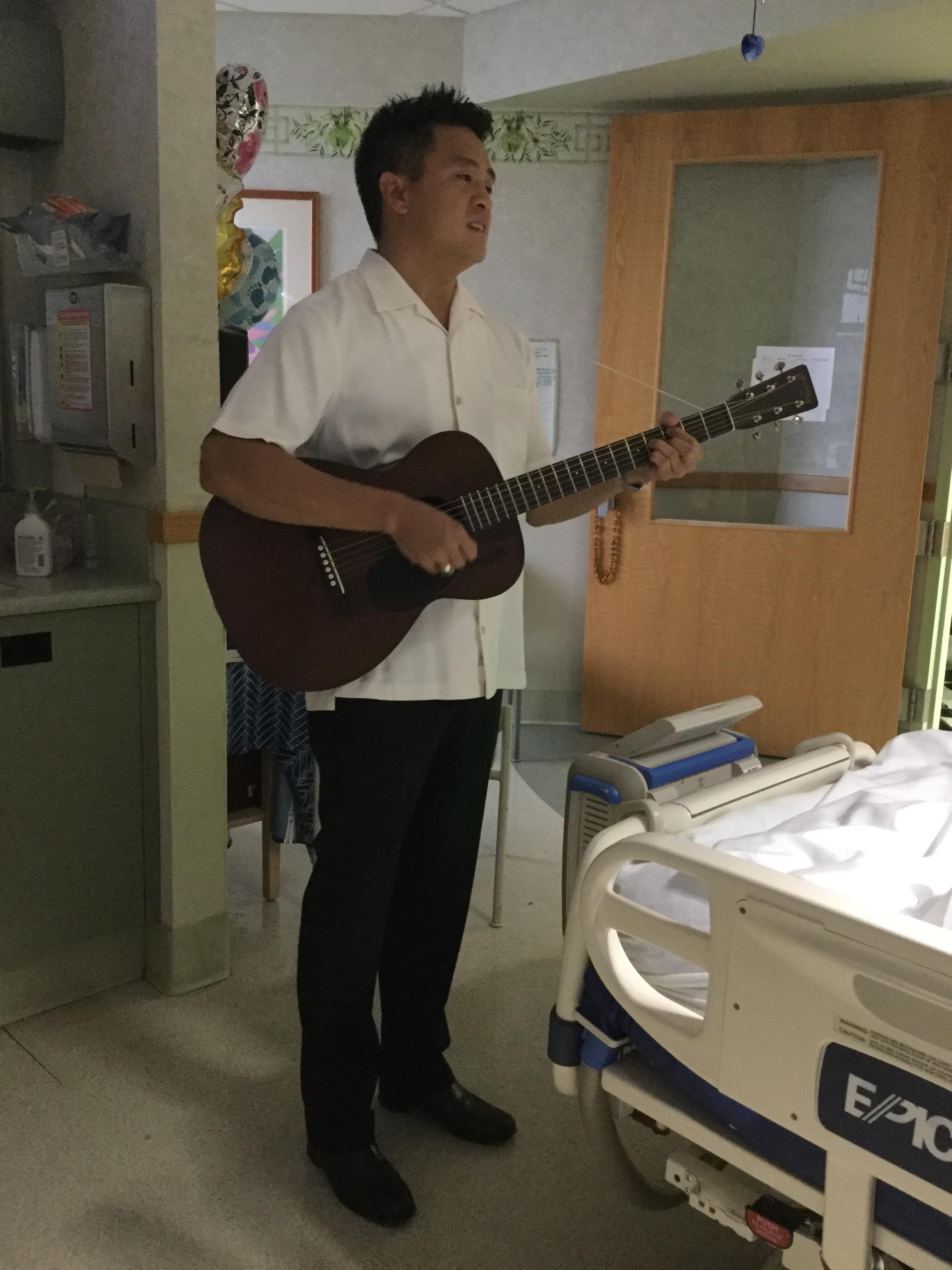 Mentoring from Hospital