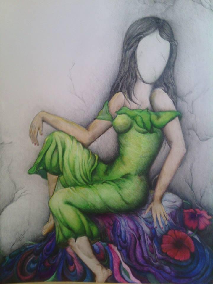 Faceless Girl 2