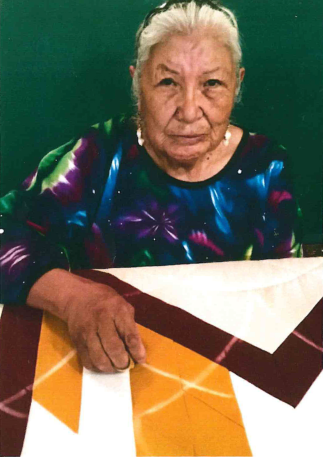 Norma Blacksmith (Oglala Lakota). Image courtesy of artist.