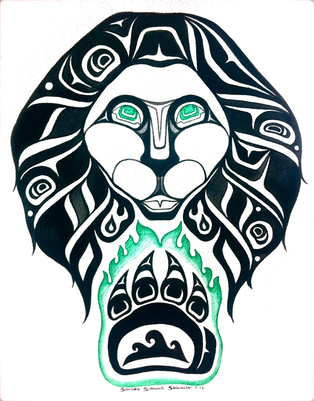 Haida Lion