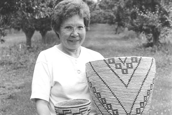 Elaine Timentwa Emerson (Colville Confederated Tribe)