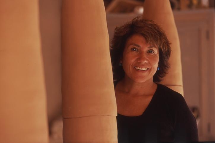 Nora Naranjo-Morse (Santa Clara Pueblo)