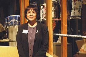 Diane Schenandoah (Oneida)