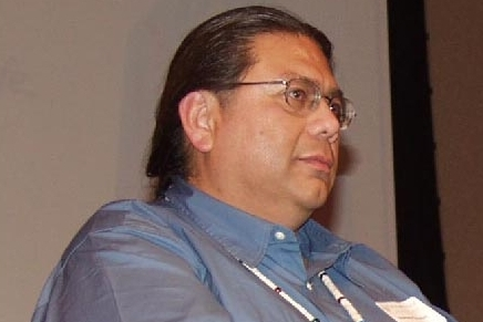 Rodney Cawston (Okanagan/Nez Perce)