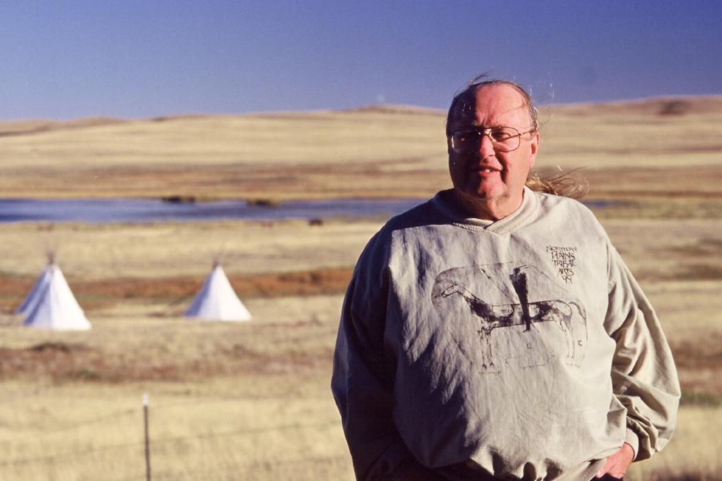 Darrell L. Norman (Blackfeet)
