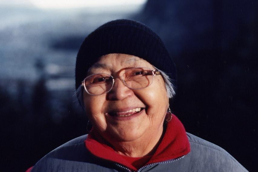 Nora Marks Dauenhauer (Tlingit)
