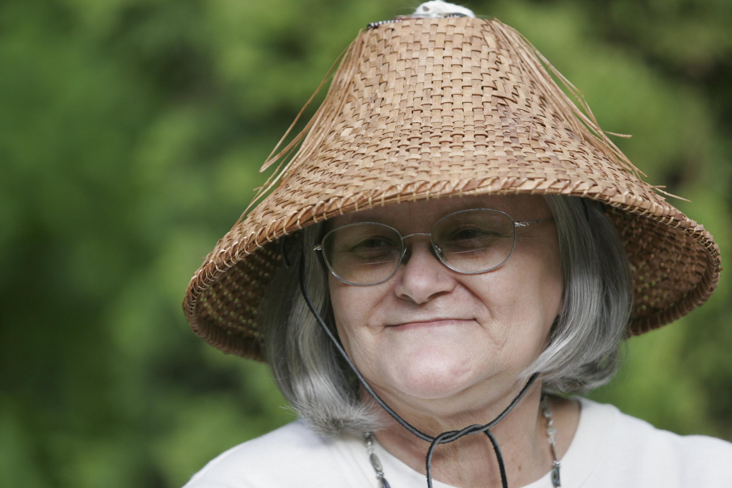Lois Chichinoff Thadei (Aleut)