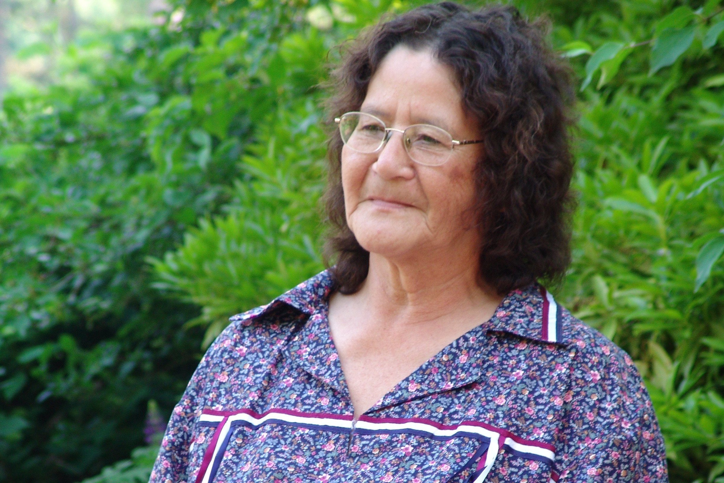 """Jeanette """"Molly"""" Parker (Passamaquoddy)"""