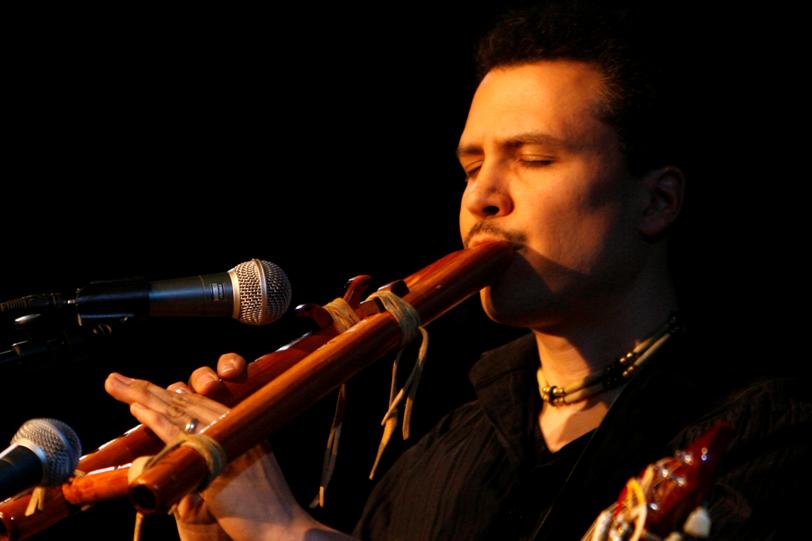 Wade Fernandez (Menominee)