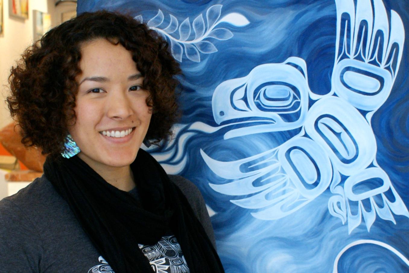 Crystal Wori (Athabascan Tlingit)