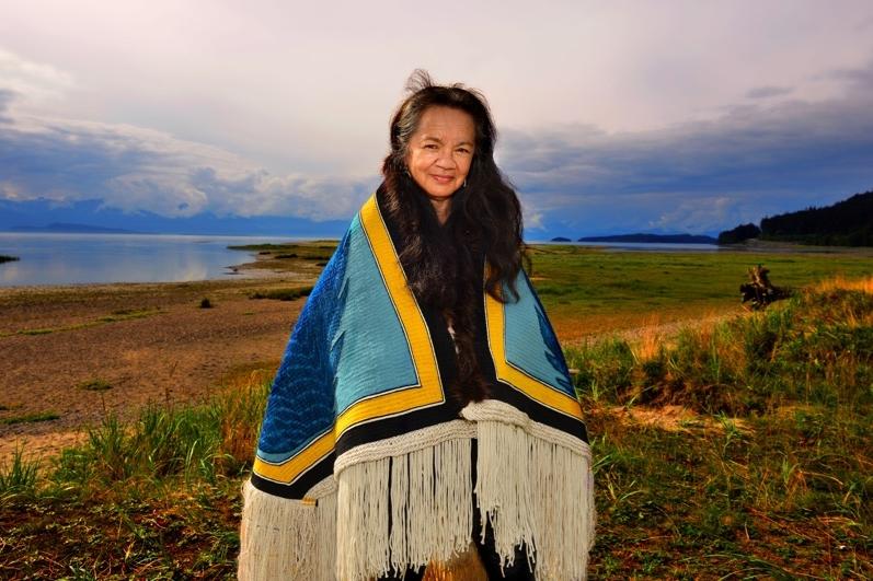 Clarissa Rizal (Tlingit)