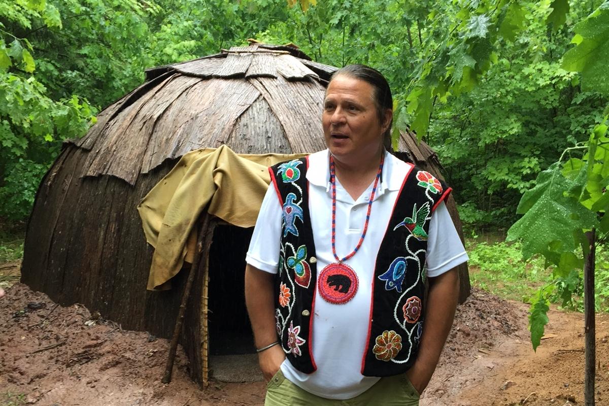 Wayne Valliere (Ojibwe)