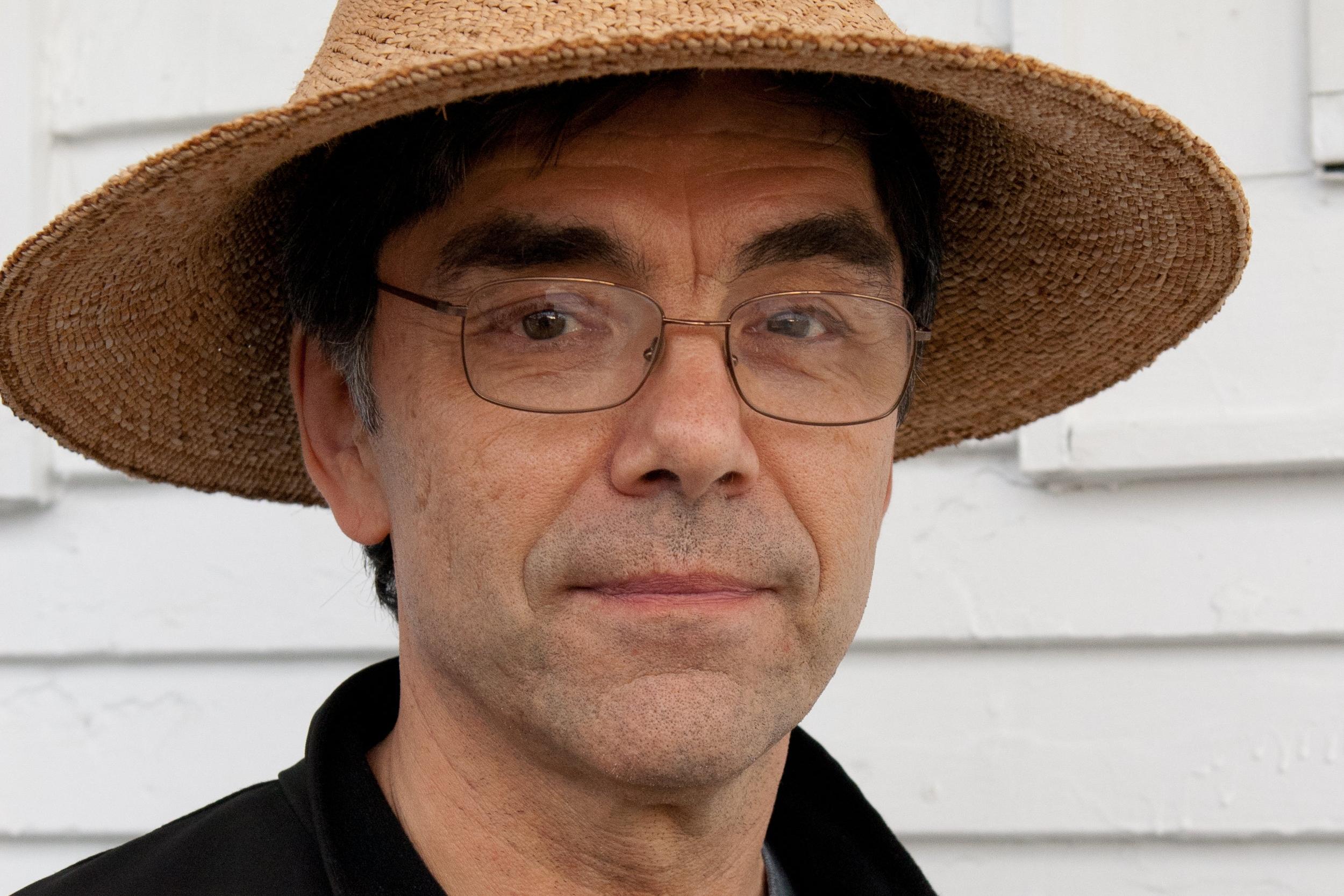 David A. Boxley (Tsimshian)