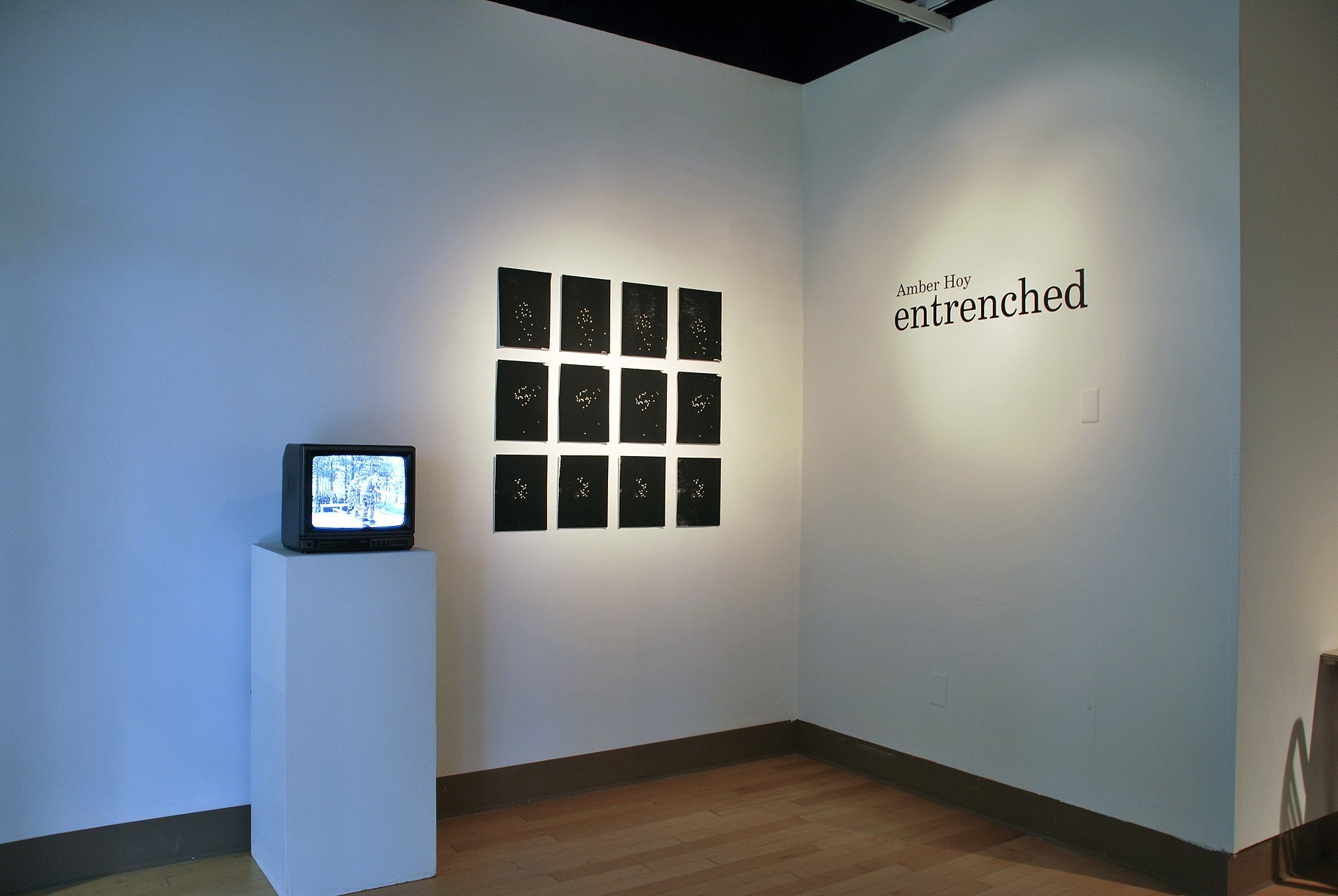 """From the series """"entrenched"""". Photo by Amber Hoy."""