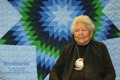 Miscobinayshii (St. Croix Chippewa Indians of Wisconsin)