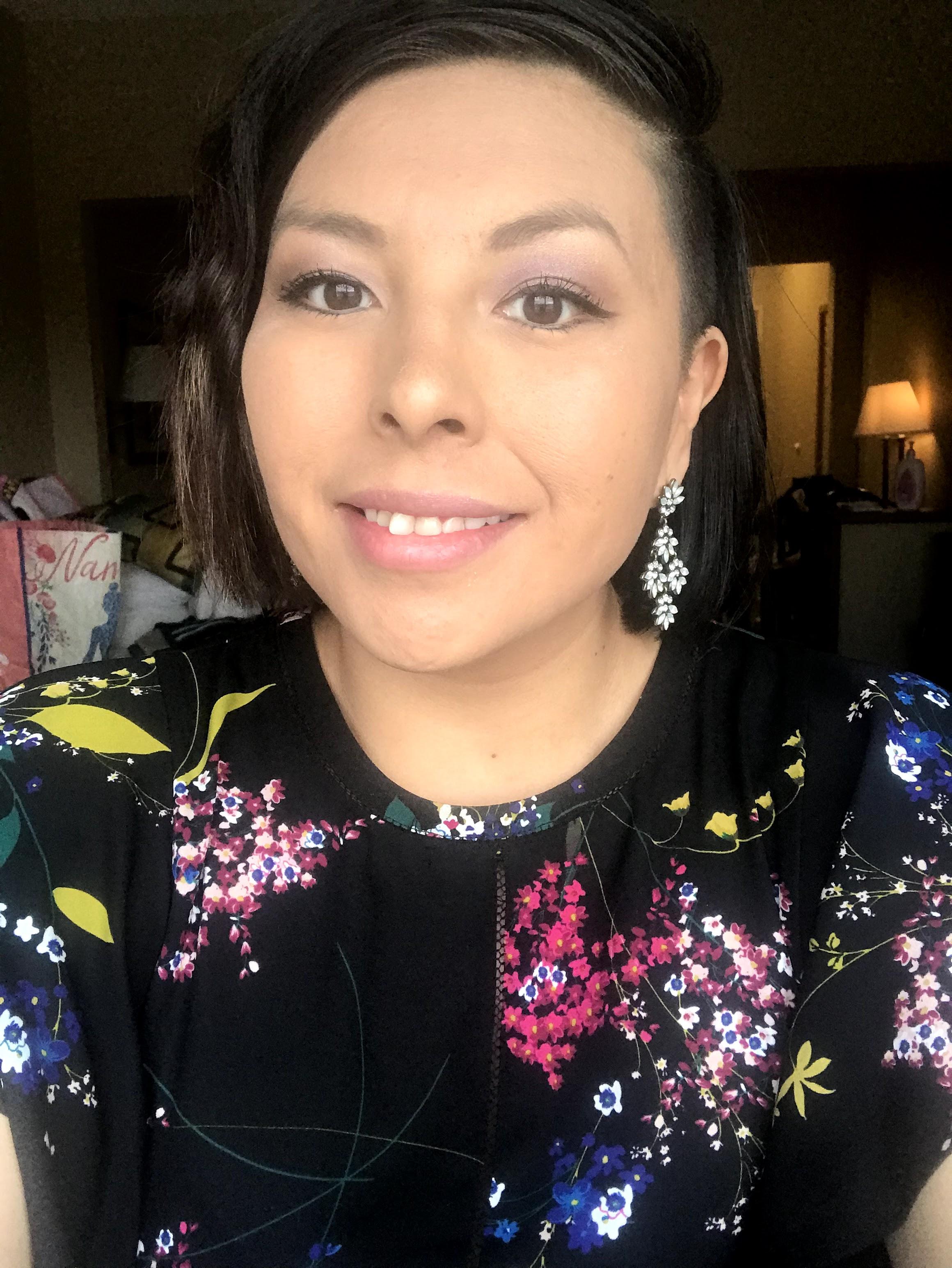 Kristina Iron Cloud (Oglala Lakota).