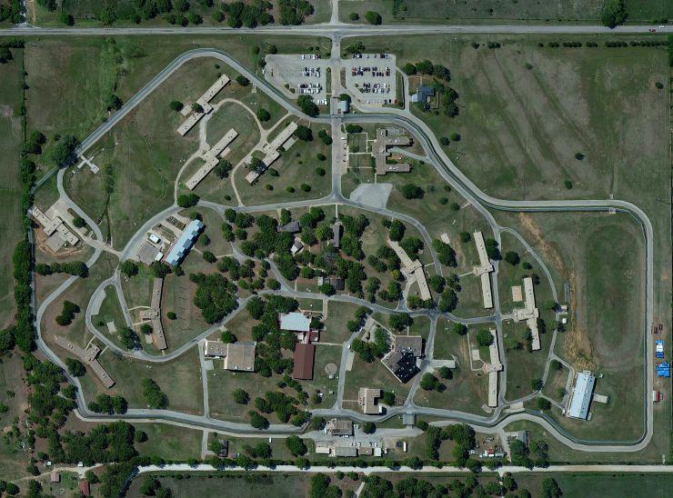 Gainesville State School, Gainesville, Texas