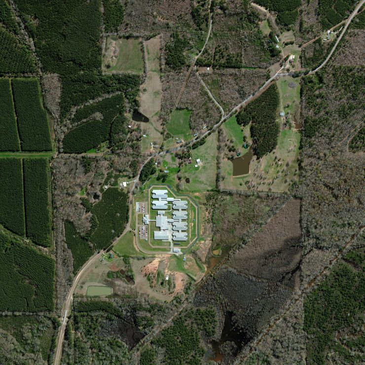 Walnut Grove Correctional Facility, Walnut Grove, Mississippi