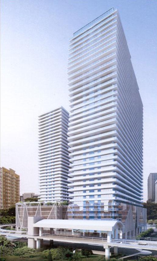 Axis Condominium<br>Towers, Miami