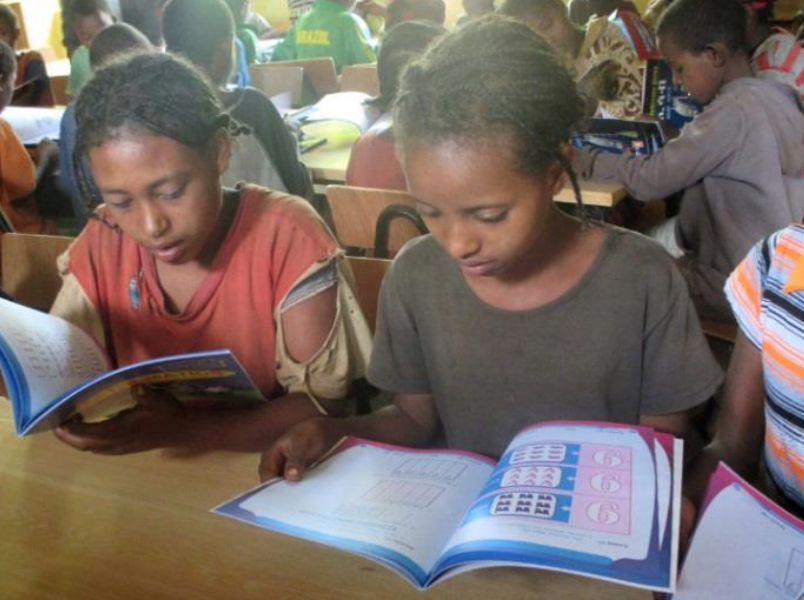 Toilets for Schools    Schools need latrines- especial for girls  Partner: Roots Ethiopia