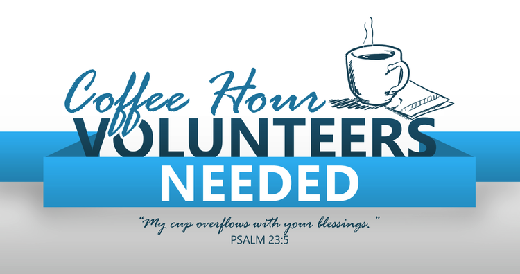 coffee volunteers