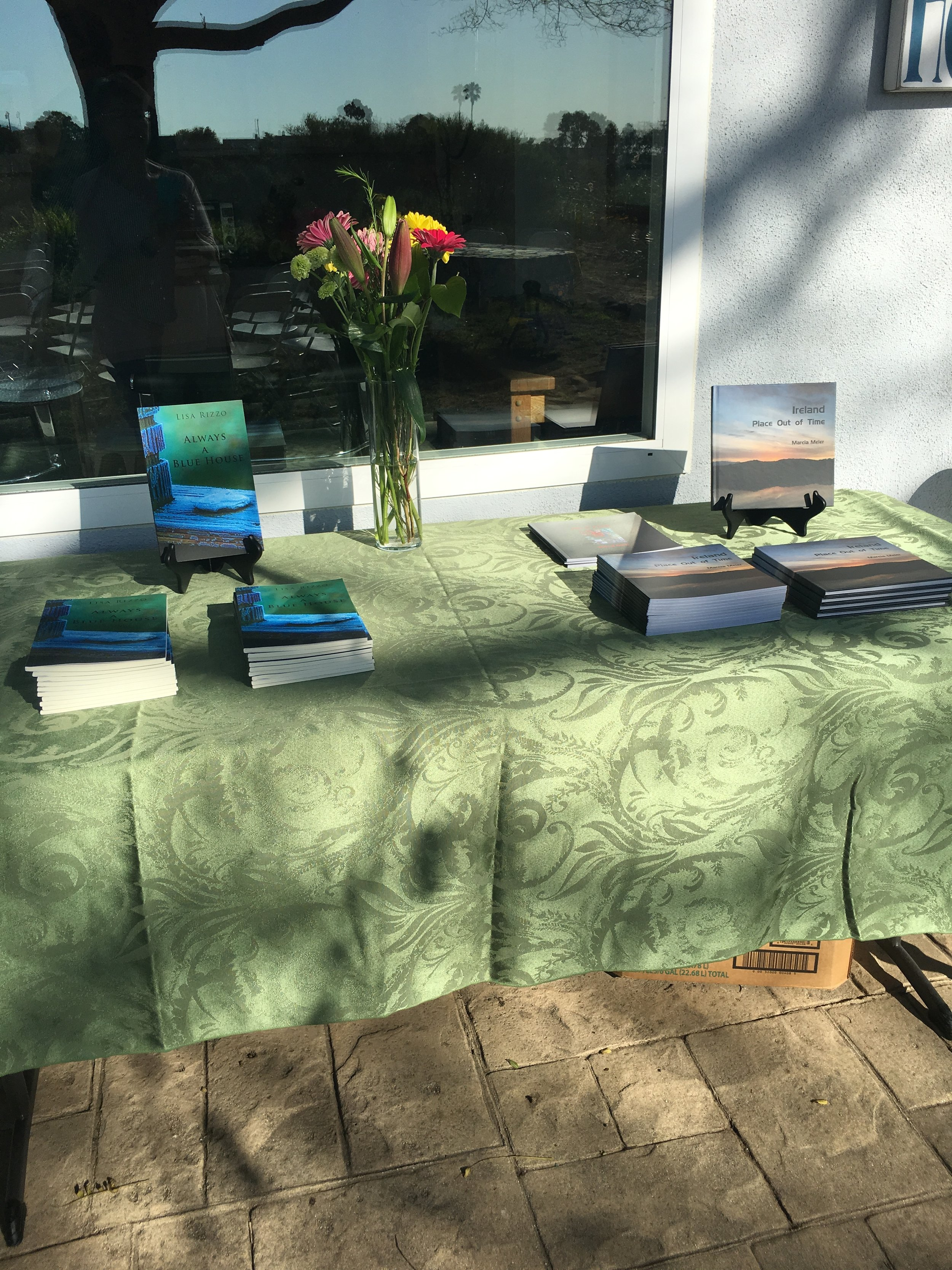 Poetry Salon - A beautiful evening in Santa Barbara