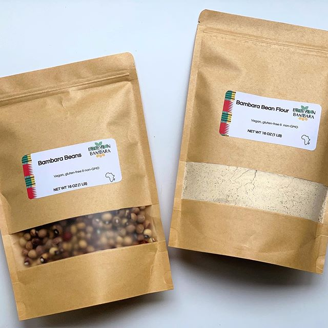 *ONLINE STORE NOW OPEN* 🛒 The wait is over! Our online shop has bambara flour and bambara beans, a unique & gluten-free plant based protein. Follow the link in our bio for more details and to place your order today! . . . www.believeinbambara.com/shop-now . . . #believeinbambara #plantprotein #glutenfree #glutenfreeflour #vegan #beans #sustainablefood #sustainableagriculture #biodiversity #regenerativeagriculture #shopnow #healthyeats #healthycooking #foodinnovation #newingredients #plantbased