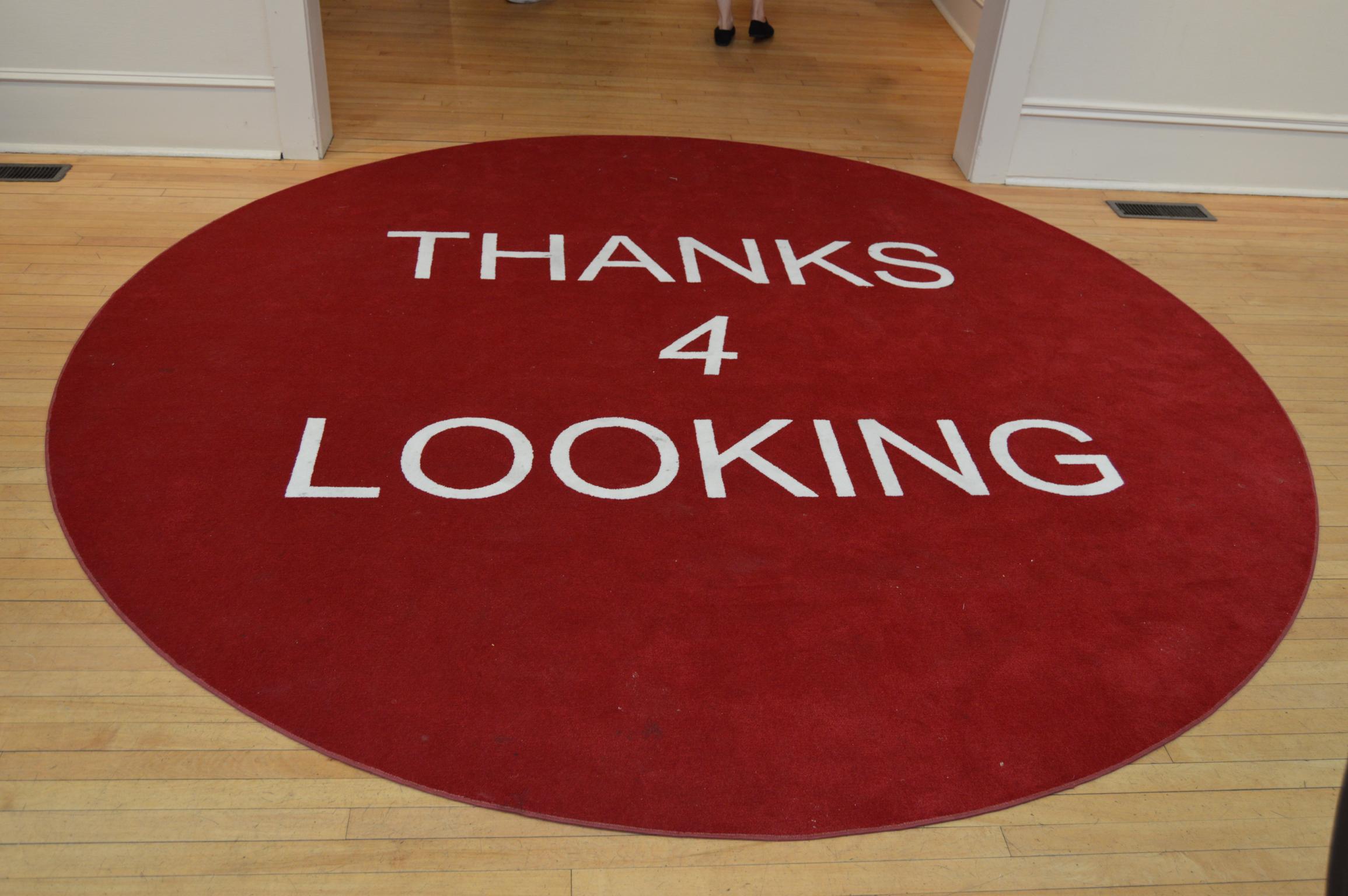 Thanks 4 Looking - Suje Garcia,