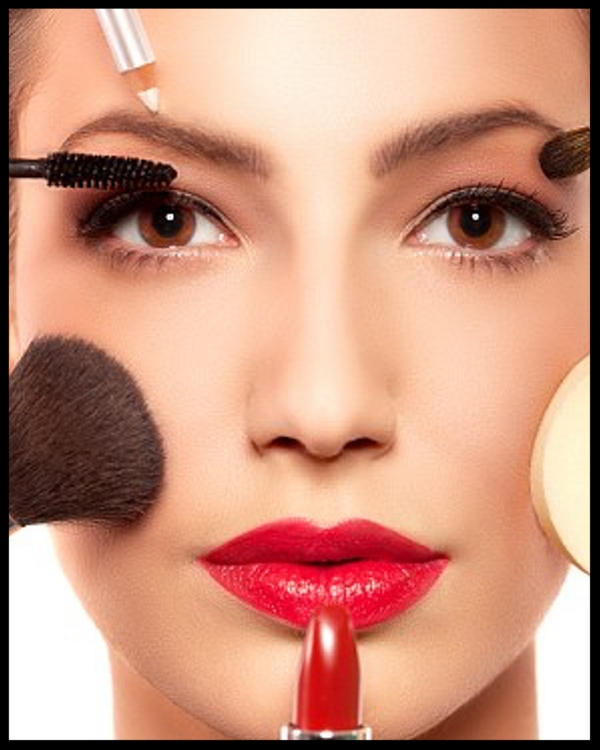 ONE-ON-ONE MAKEUP LESSON