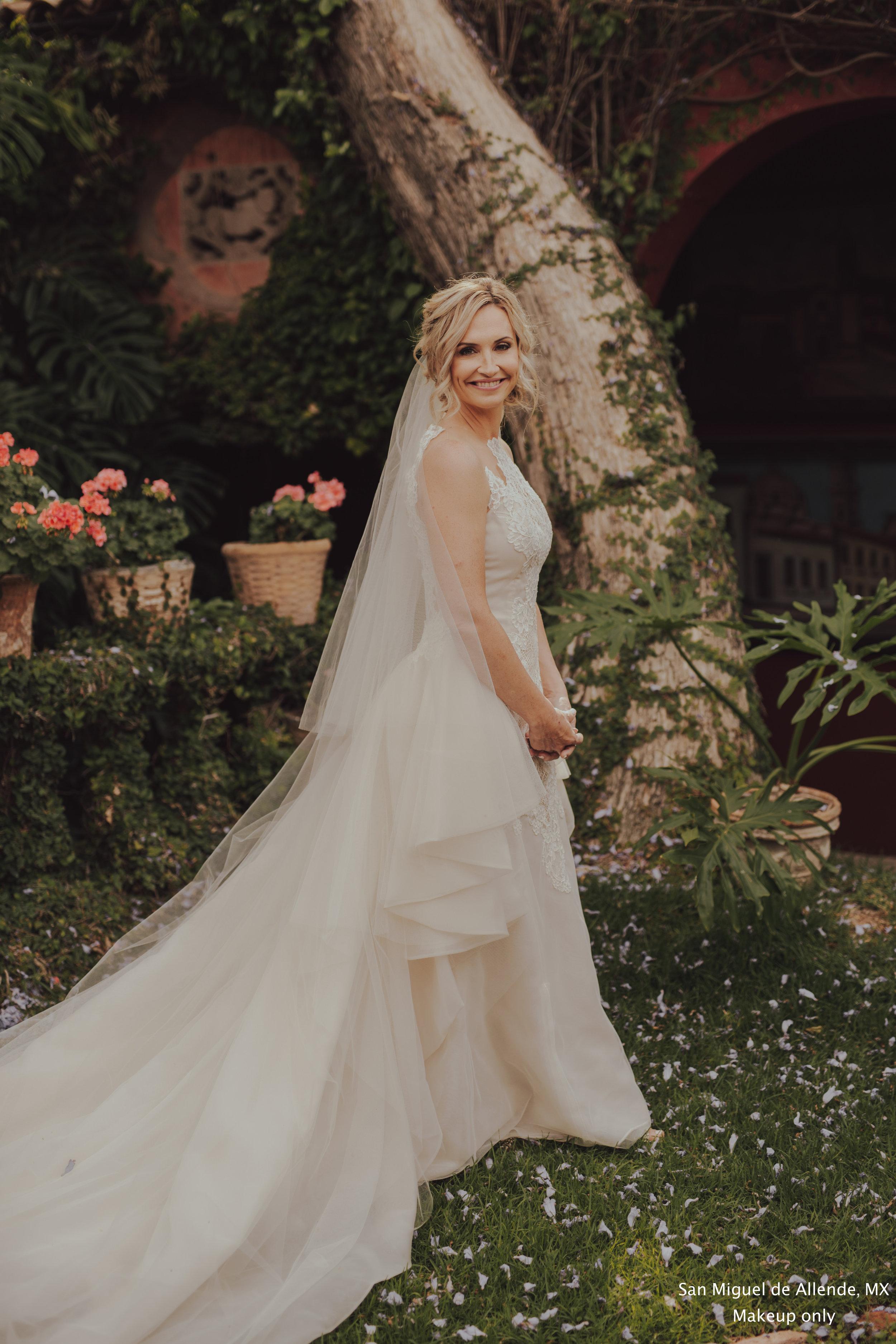 San Miguel de Allende/ Bridal Makeup