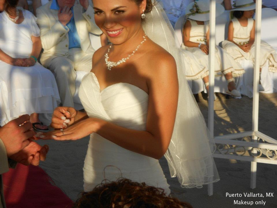 Puerto Vallarta/ Bridal Makeup