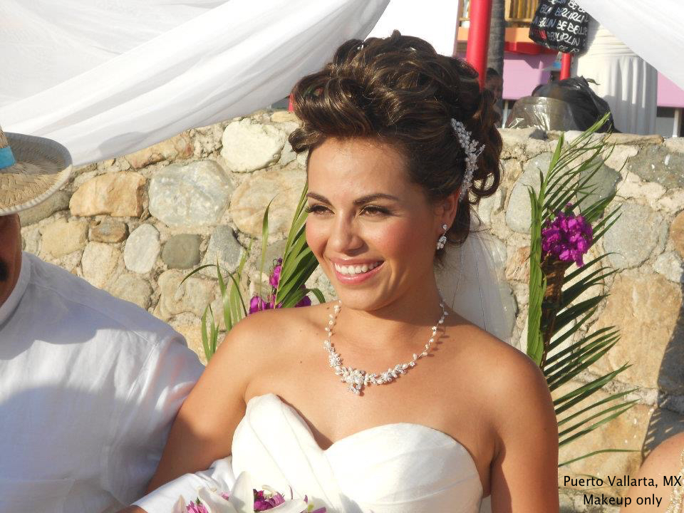 Puerto Vallarta/ Bridal Makeup
