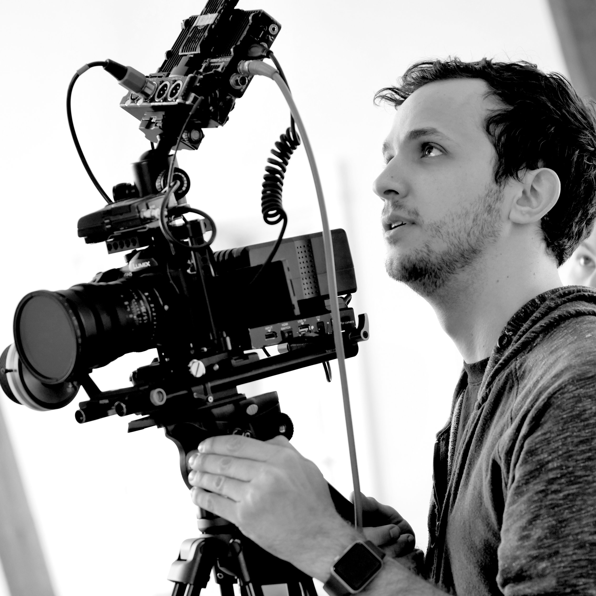 Mike Cerisano, Lead Videographer & Editor