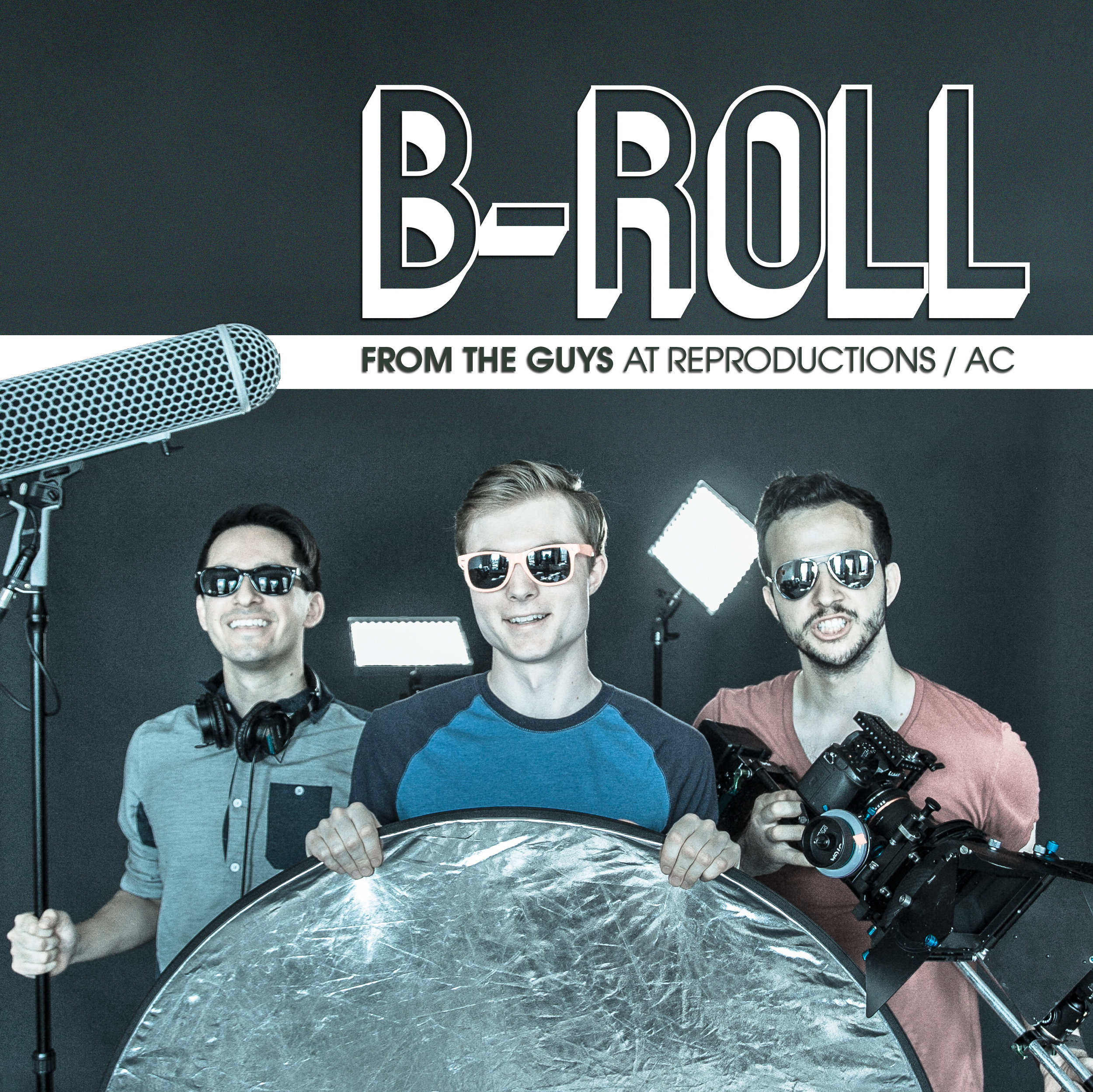 Check out our new podcast from the guys at Reproductions!