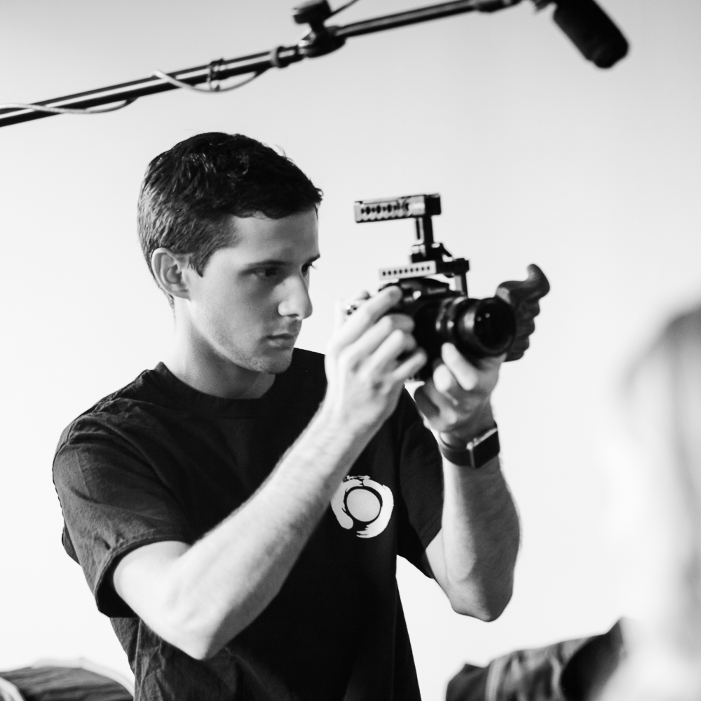 Matt Cerisano, Assistant Videographer & Editor