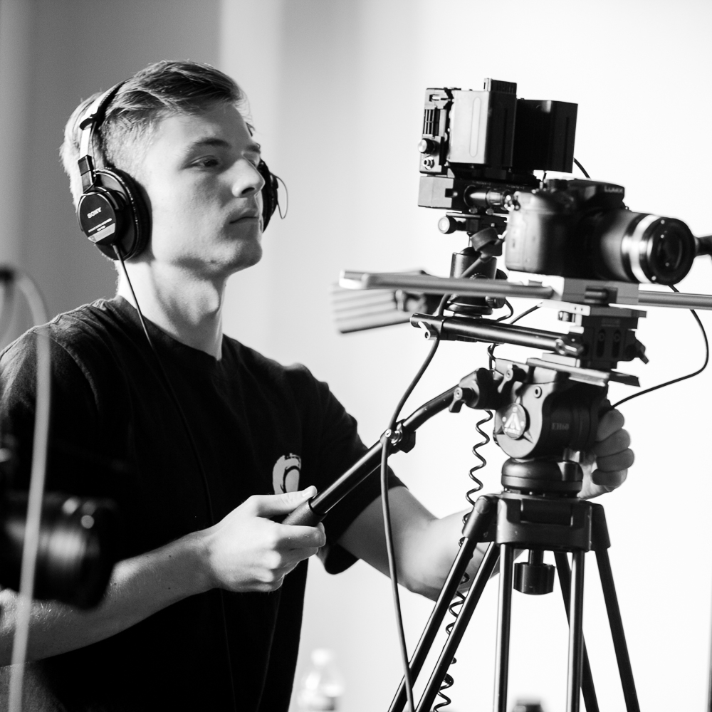 Tommy Walters, Assistant Videographer & Editor