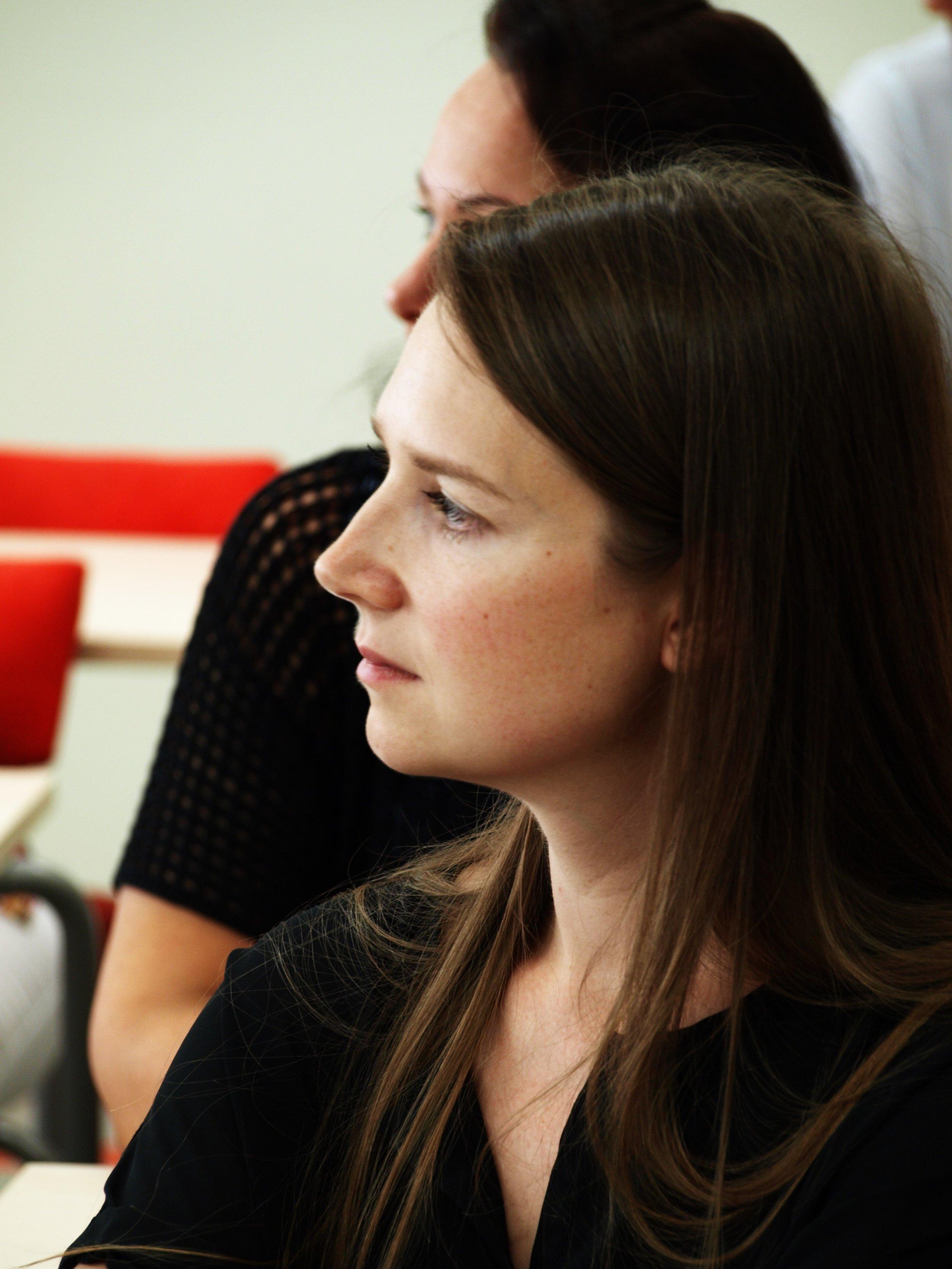 Merike Barborak (Eesti Kultuurfondi Aseesimees)