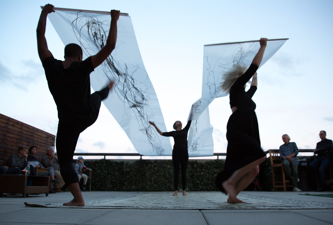 Performance kunst - Jaanika Peerna