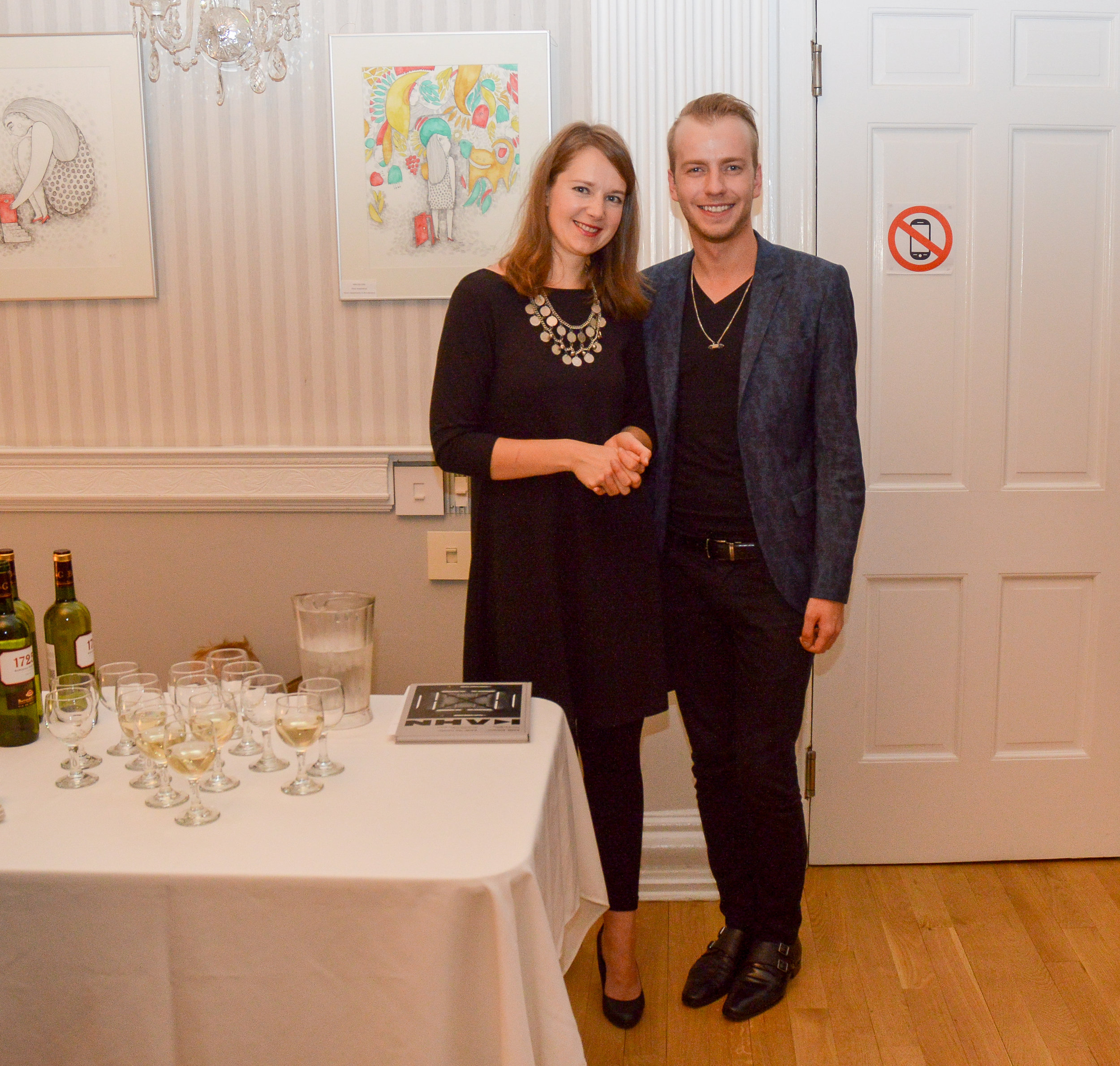 Merike Barborak & Valev Laube