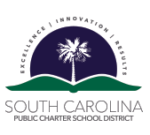 CREECS is authorized by the South Carolina Public Charter School District