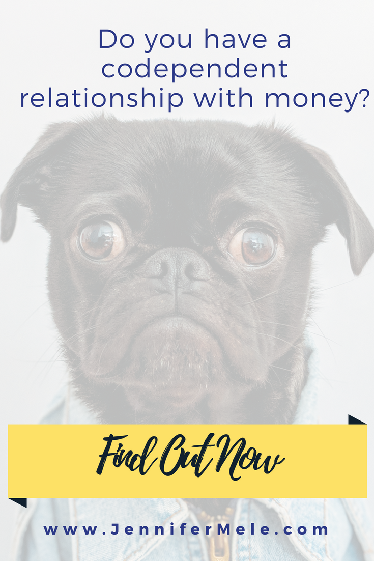Conflict with money is like a codependent relationship. Try this business tip for women entrepreneurs increasing their confidence for a successful business.