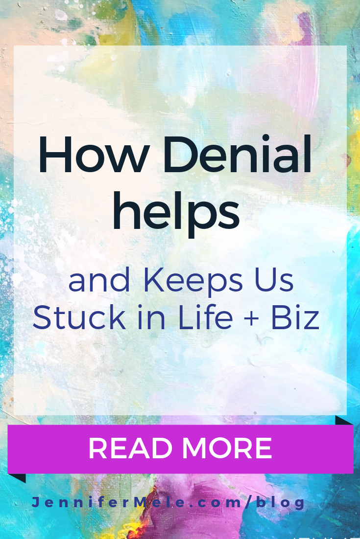 Relieving the block of denial helps to move through struggle and feel our passion, purpose and mission in life. Women entrepreneurs, spiritual leaders, creative business owners, women CEOs.