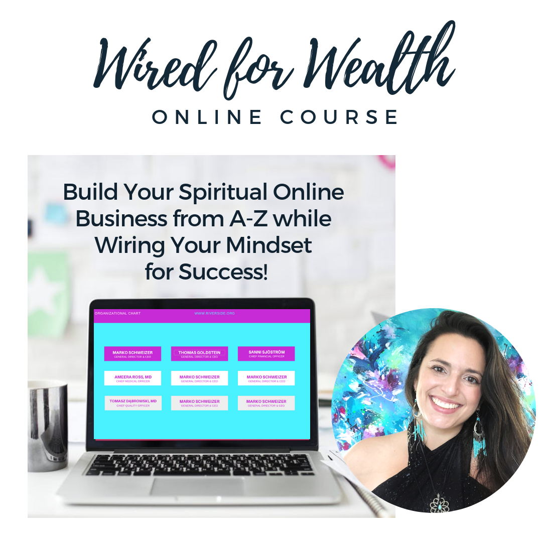 wired for wealth and wisdom business course for spiritual entrepreneurs