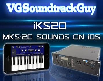 VGSG's iKS20