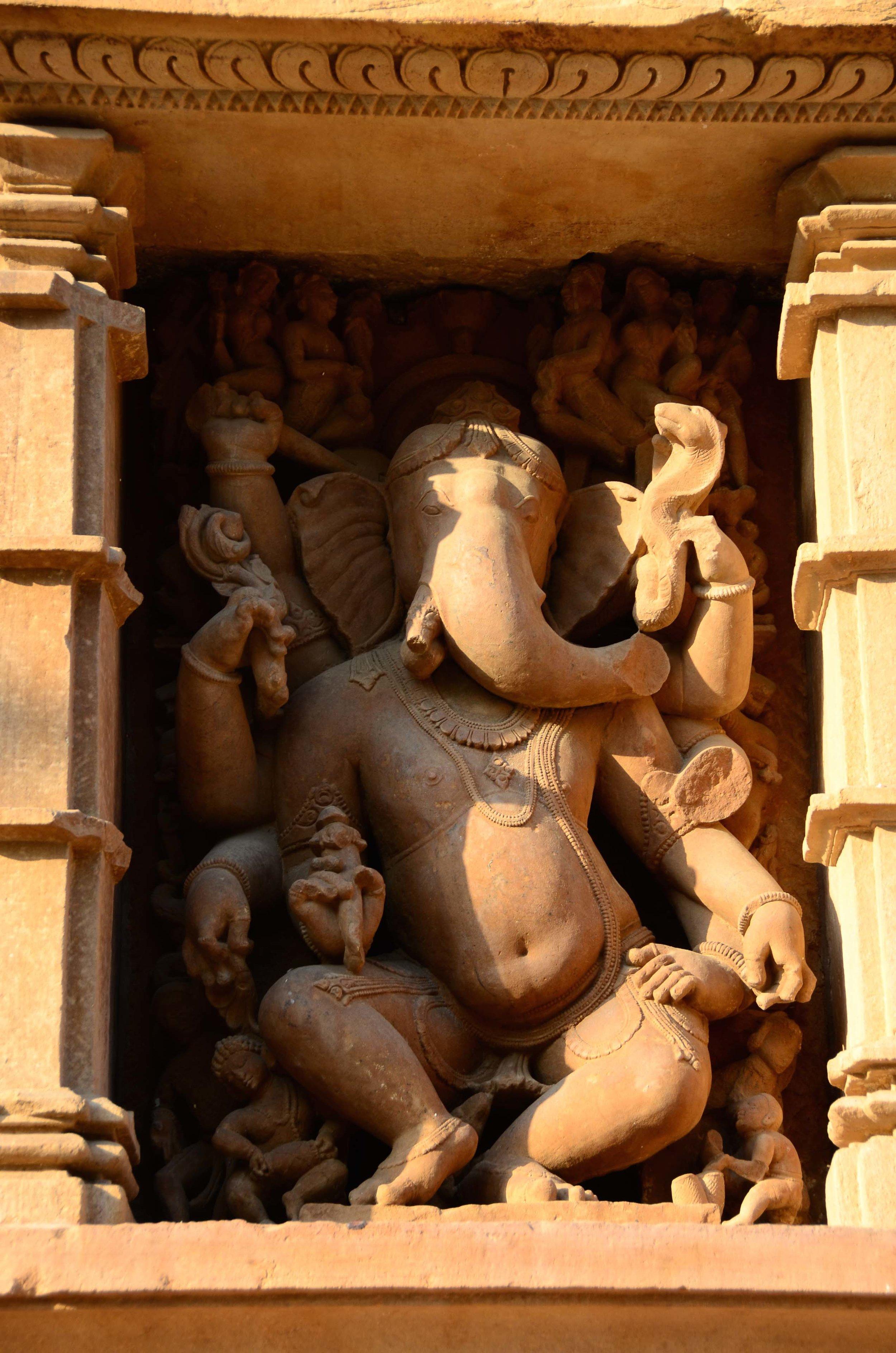 Khajuraho, India 2012