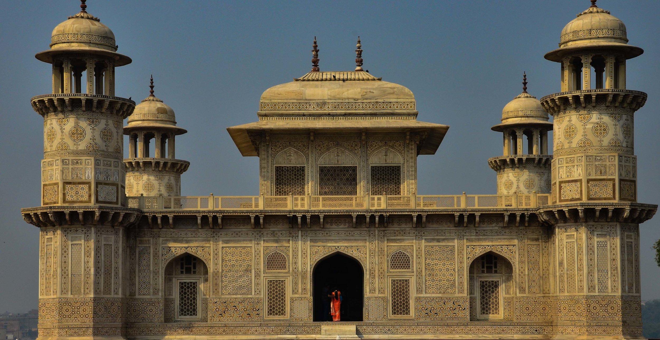 """BabyTaj"". Agra, India 2012"
