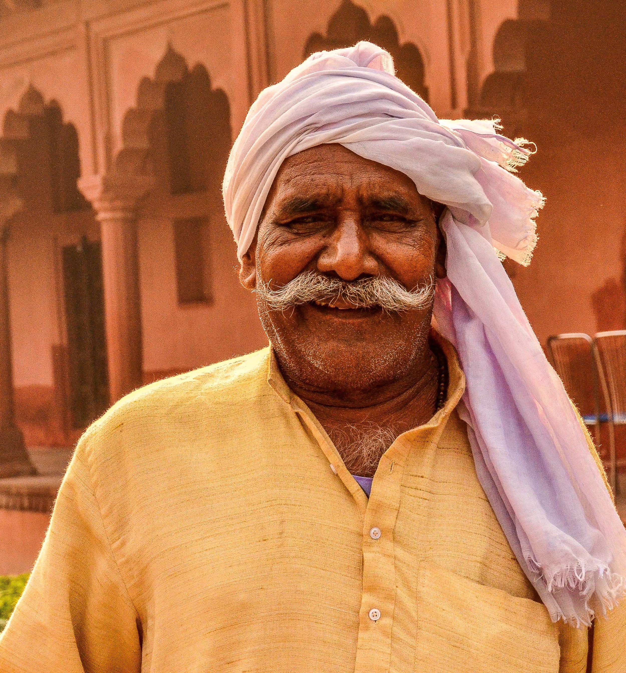 Agra, India 2012