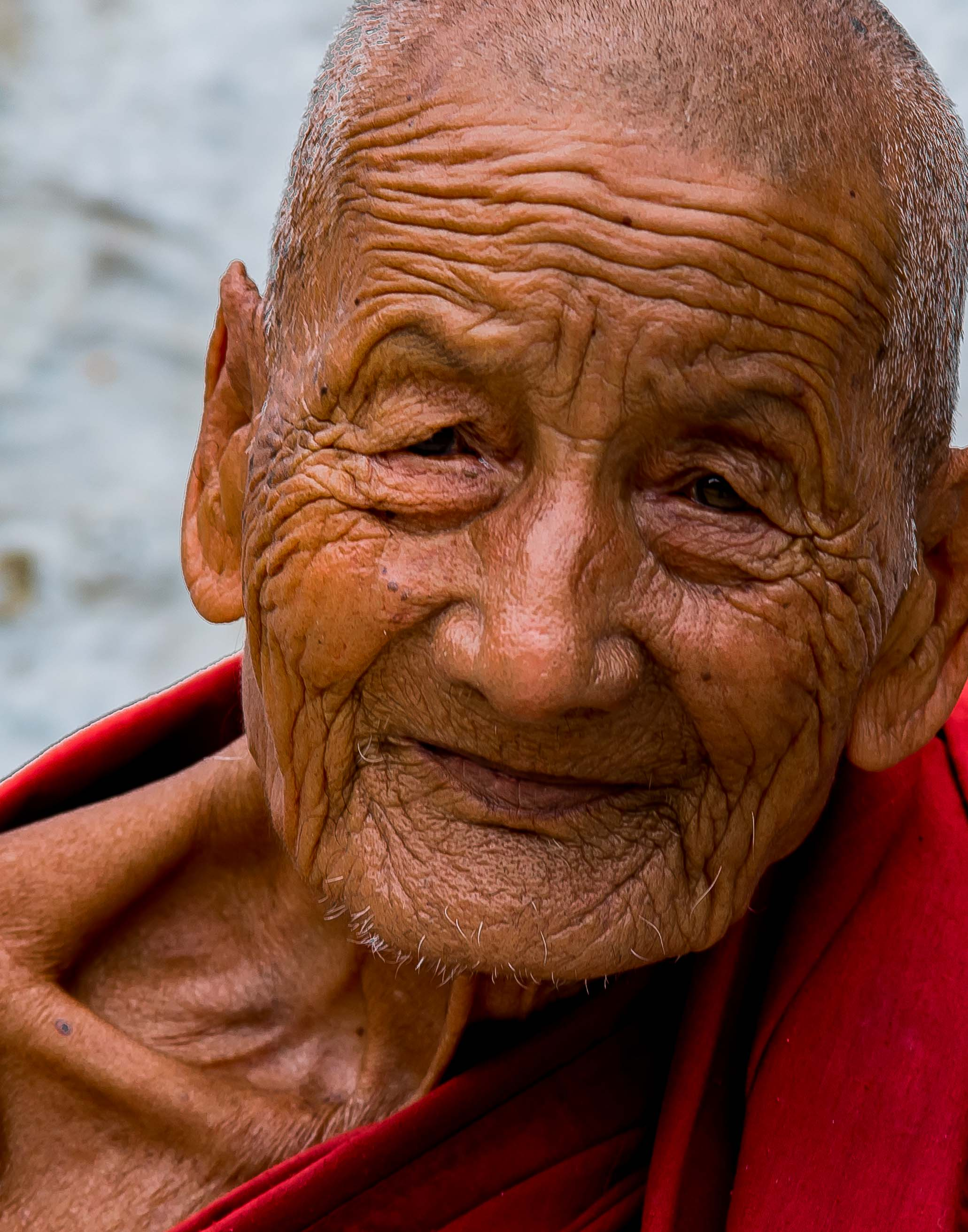 Eyes of Wisdom, Inle Lake, Myanmar 2015