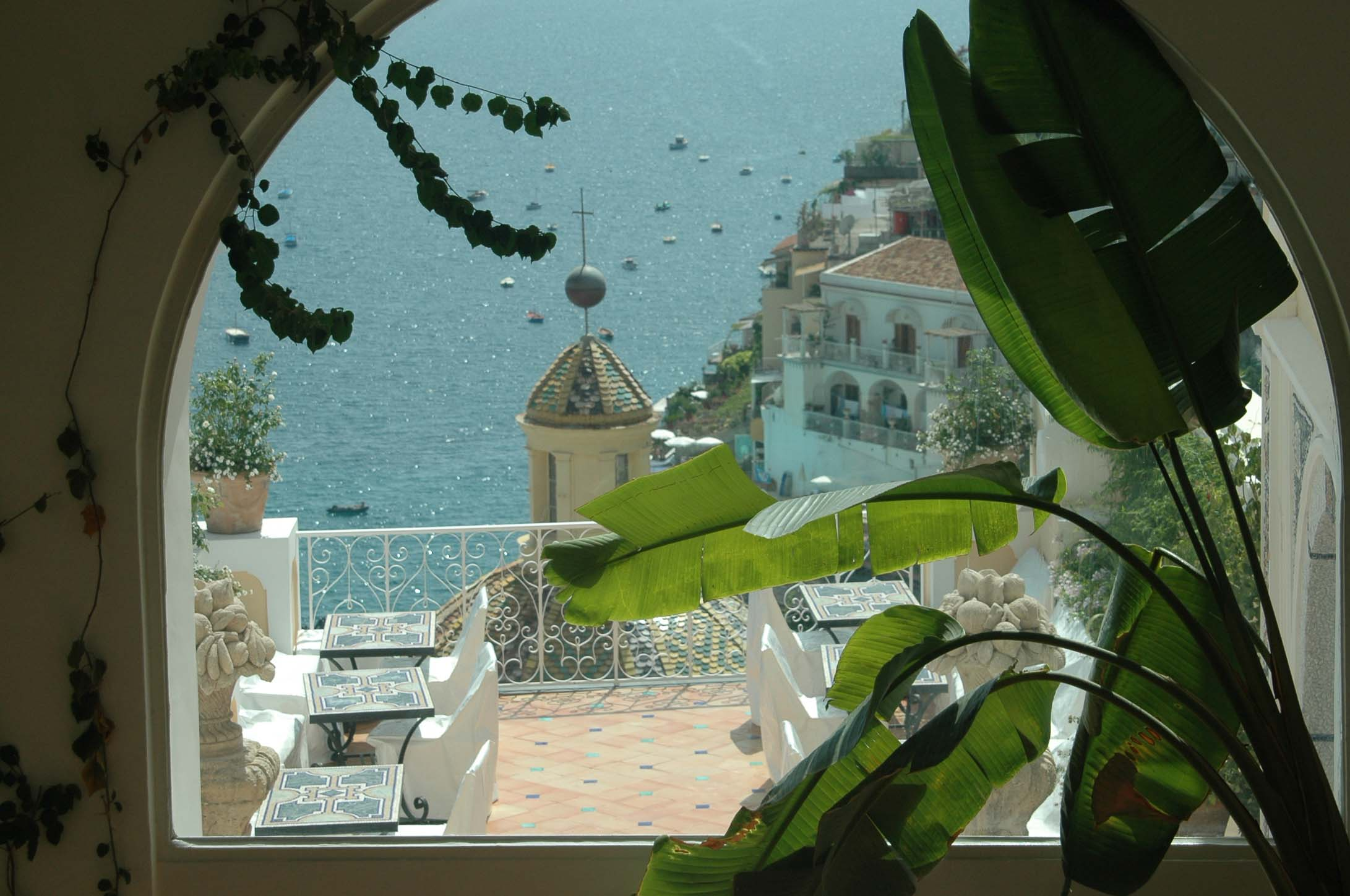 Positano, Italy 2005 (M)