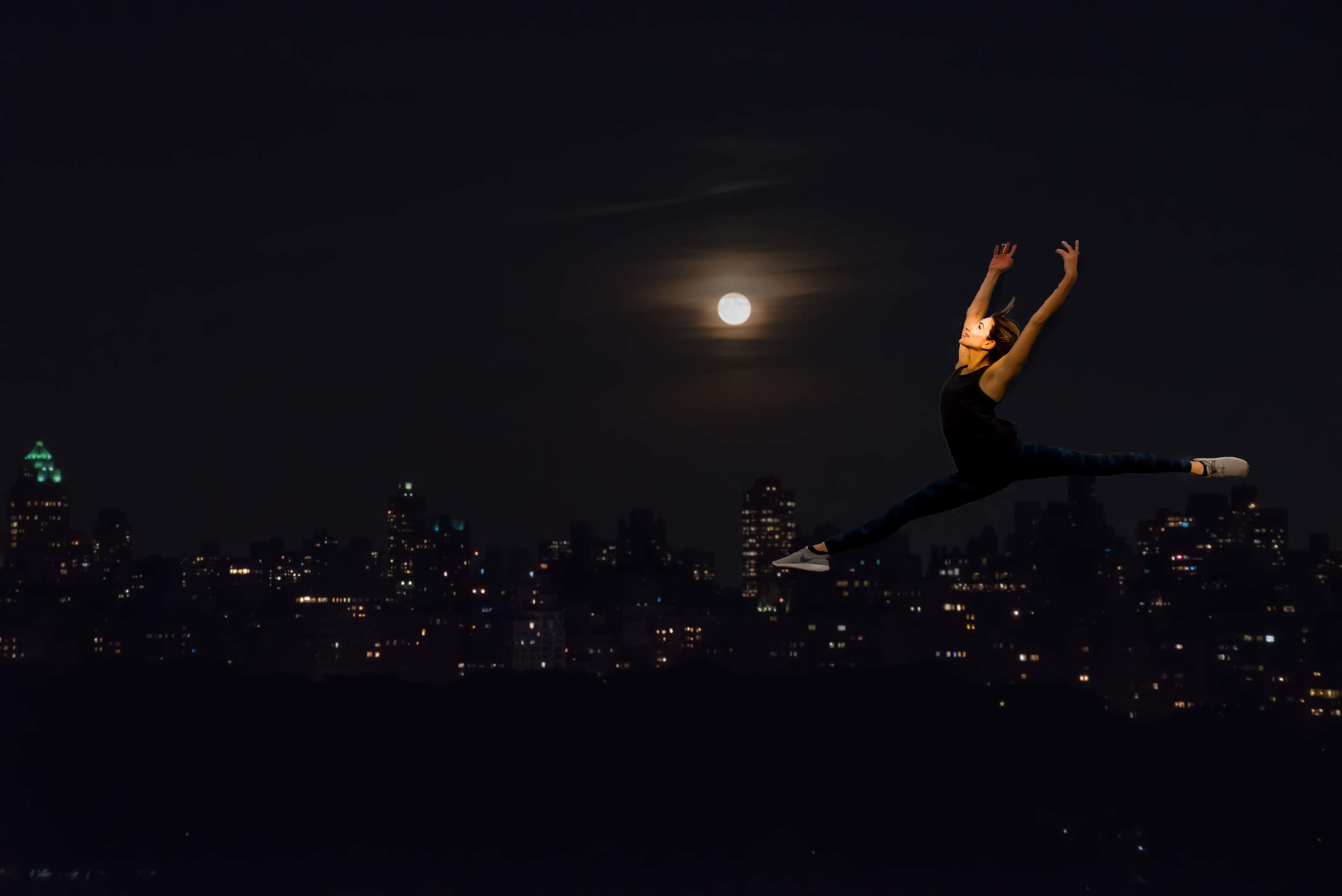 Dancin' in the Moonlight. New York, NY 2016